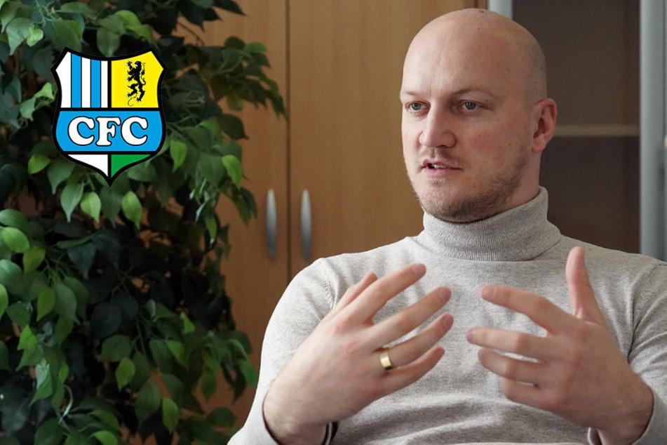 """CFC-Sportdirektor Causevic vor Re-Start: """"Wir haben genug Qualität im Kader!"""""""
