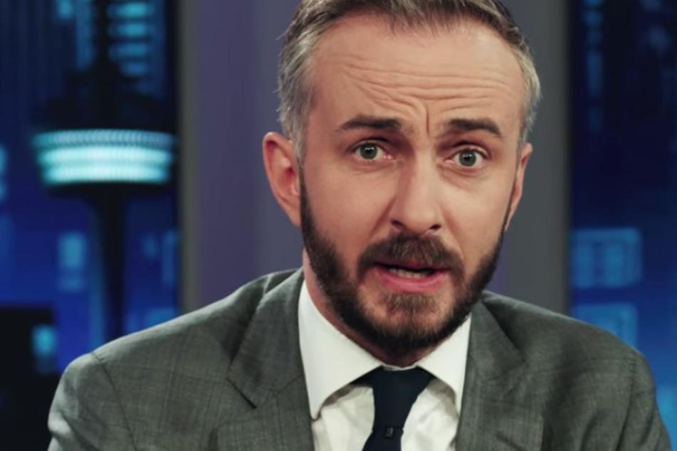 """Jan Böhmermann im """"ZDF Magazin Royale"""": Trump, Volkswagen und die CDU!"""