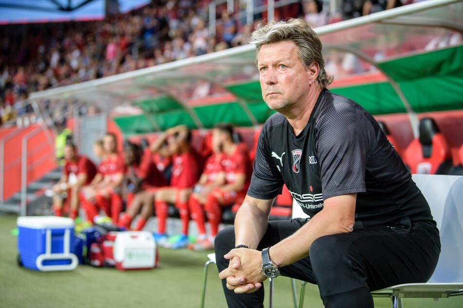 Der FC Ingolstadt trennt sich von Trainer Jeff Saibene. (Archivbild)
