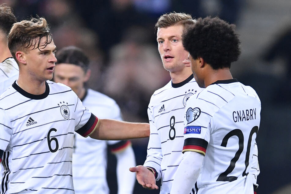Die DFB-Elf wird morgen ohne Zuschauer gegen die Schweiz spielen.
