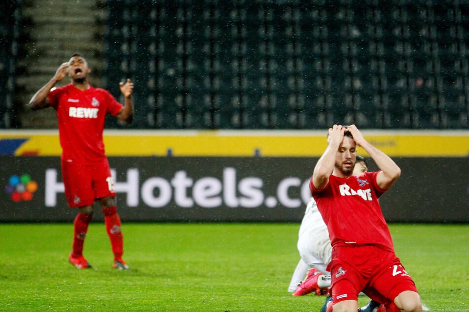 """Am 11. März verlor der 1. FC Köln das """"Geisterderby"""" in Mönchengladbach mit 1:2."""