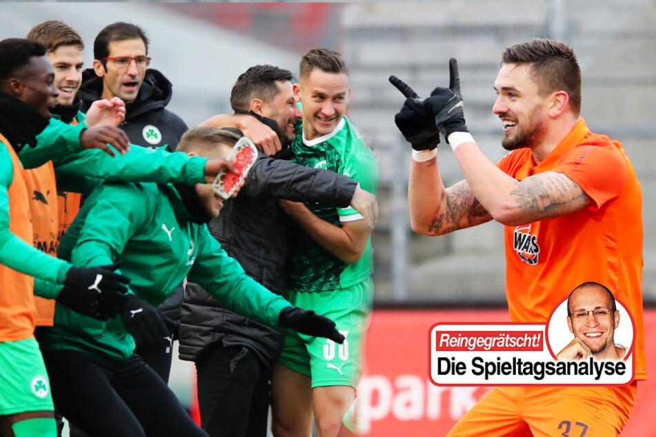 Fußball-Kolumne zur 2. Bundesliga: Enger geht es nicht mehr!
