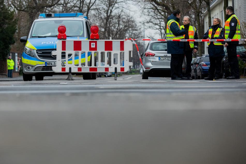 Der Blindgänger wurde in Köln-Klettenberg gefunden. Die Bombe hat einen Langzeitzünder. (Symbolbild)