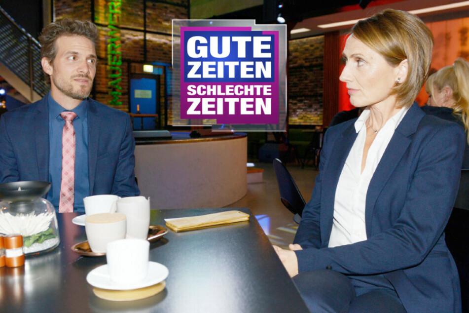 Nächstes Entführungs-Drama bei GZSZ? Jetzt erwischt es Rosa Lehmann!