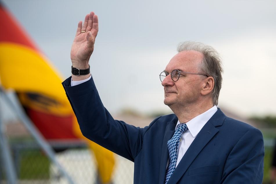 Sachsen-Anhalts Ministerpräsident (67, CDU) stellt aufgrund der sich positiv entwickelnden Lage weitere Lockerungen in Aussicht. (Archivbild)