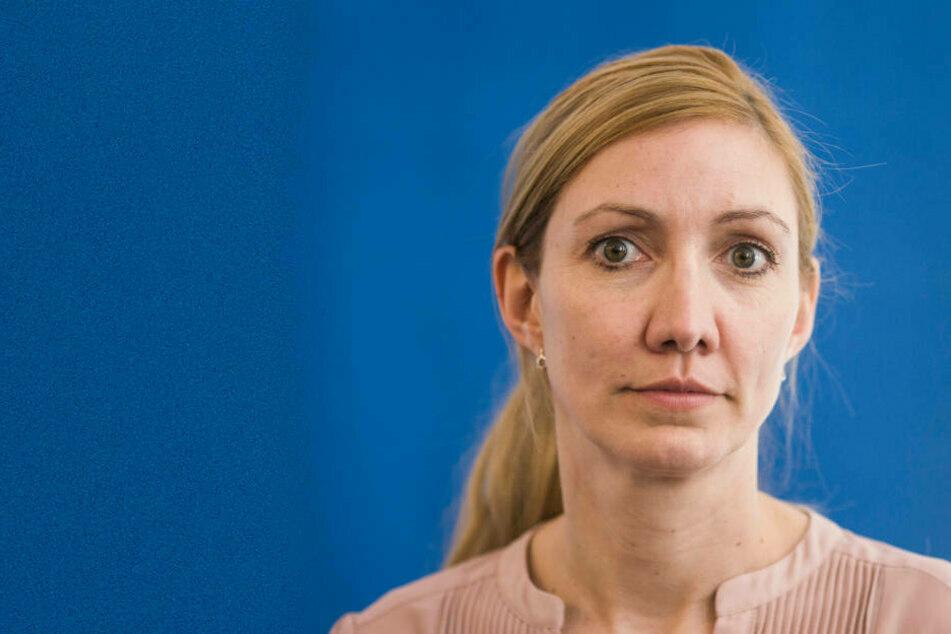 Die Frankfurter Virologin Sandra Ciesek (42).