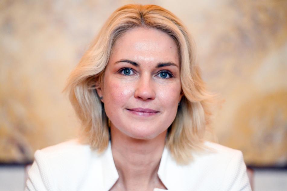 Manuela Schwesig ist seit 2017 Ministerpräsidentin von Mecklenburg-Vorpommern. (Archivbild)