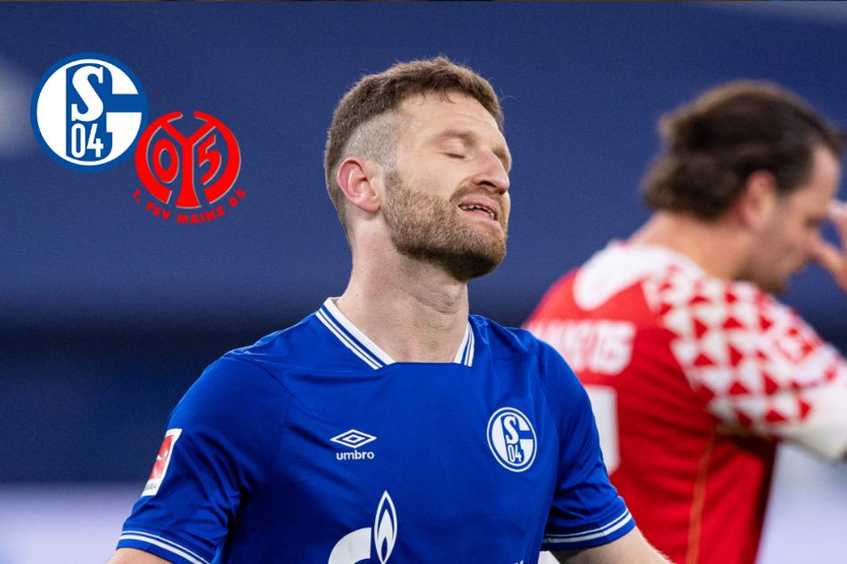 Schalke gegen Mainz hält, was es verspricht: Grottenkick im Bundesliga-Keller!