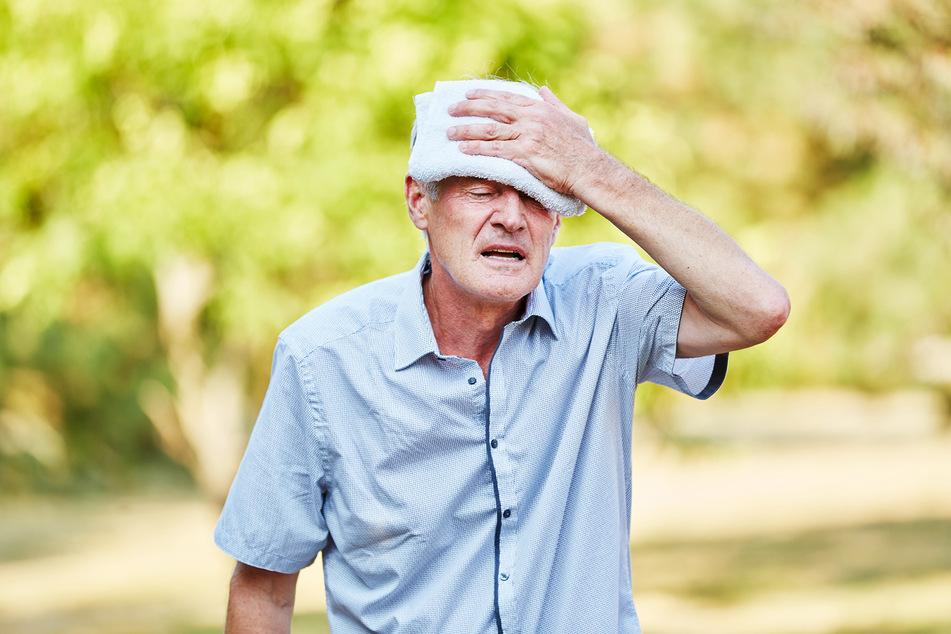 Aufgepasst: Bluthochdruck und Hitze sind eine gefährliche Kombination.