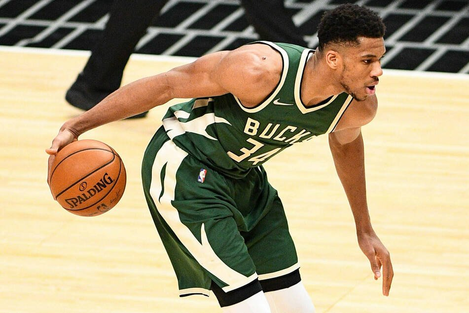NBA: The Bucks bash the Sixers at home as Giannis Antetokounmpo makes history