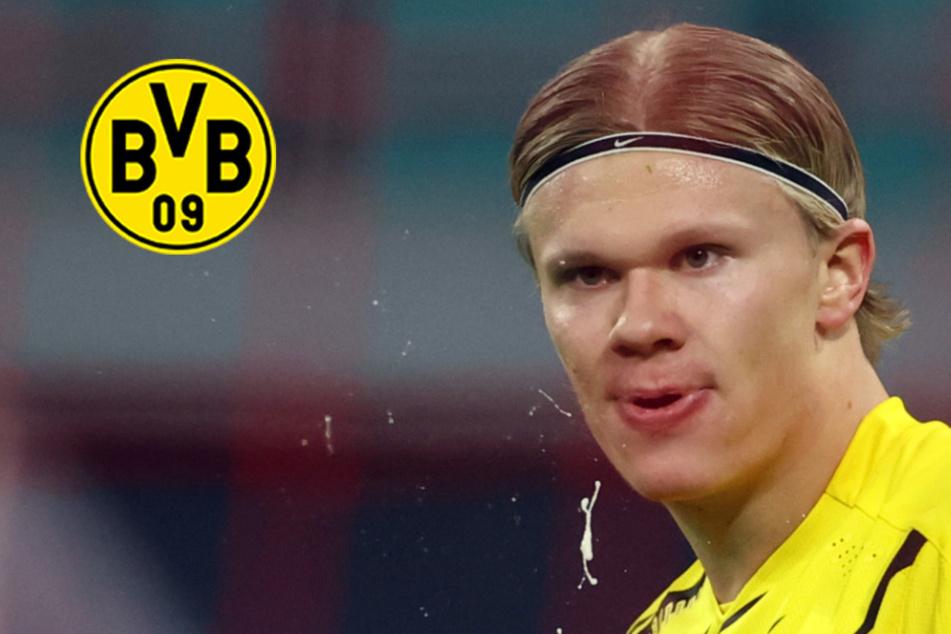 BVB-Granate Haaland schon im Sommer weg? Premier-League-Klub macht ernst!