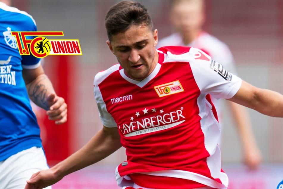 1. FC Union Berlin: Berkan Taz wechselt zum Drittligisten SC Verl