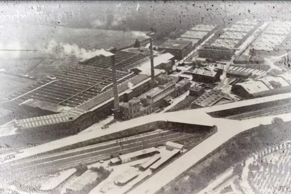 Die Wollkämmerei Leipzig war eines der wichtigsten DDR-Betriebe.