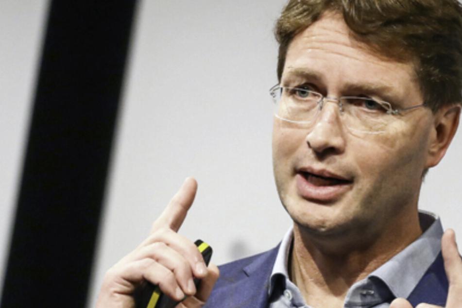 Daimler-Boss Källenius fordert europäische Strategie fürs Stromtanken