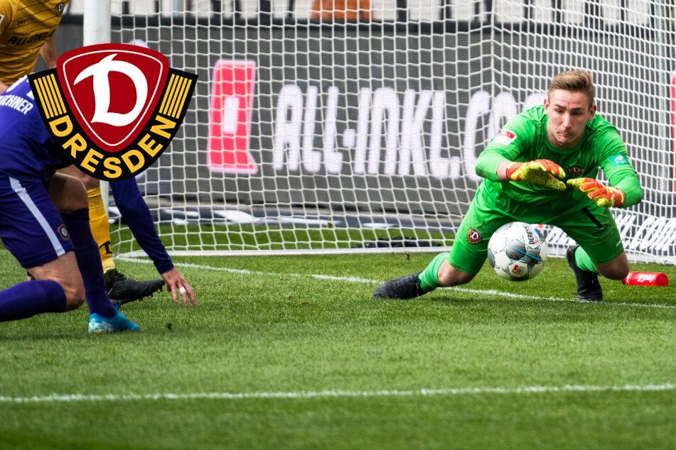 """Dynamo-Keeper Broll fehlen """"die Nickligkeiten und Sprüche""""!"""