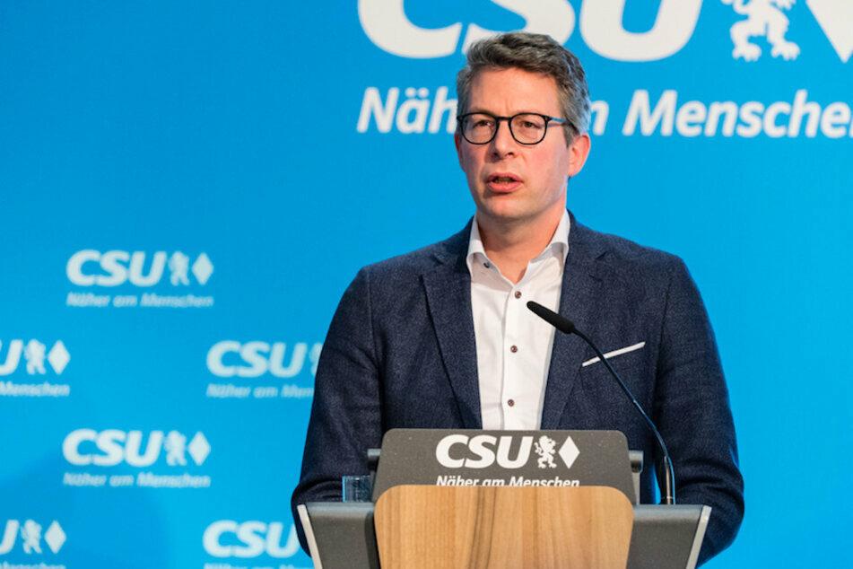 """CSU-Generalsekretär Blume: Maaßens Nominierung """"schwieriges Signal"""""""