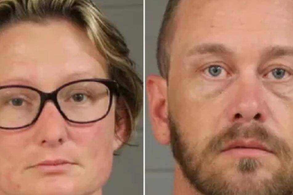 Um die Kinder ruhig zu stellen, setzten Crystallyn (40) und Lance Long (46) Crystal Meth und Marihuana ein.