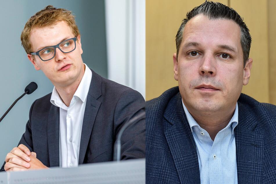 Munitionsaffäre im LKA Sachsen: Parteien sind sich ausnahmsweise alle einig!