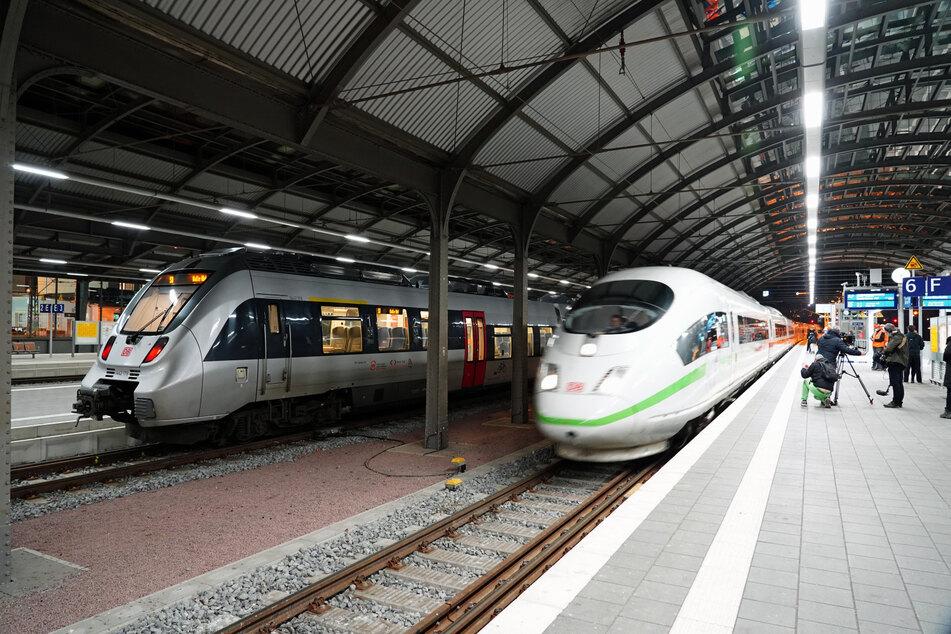 Der Verkehr rollt wieder! So lange dauerte der Umbau des Hauptbahnhofs in Halle