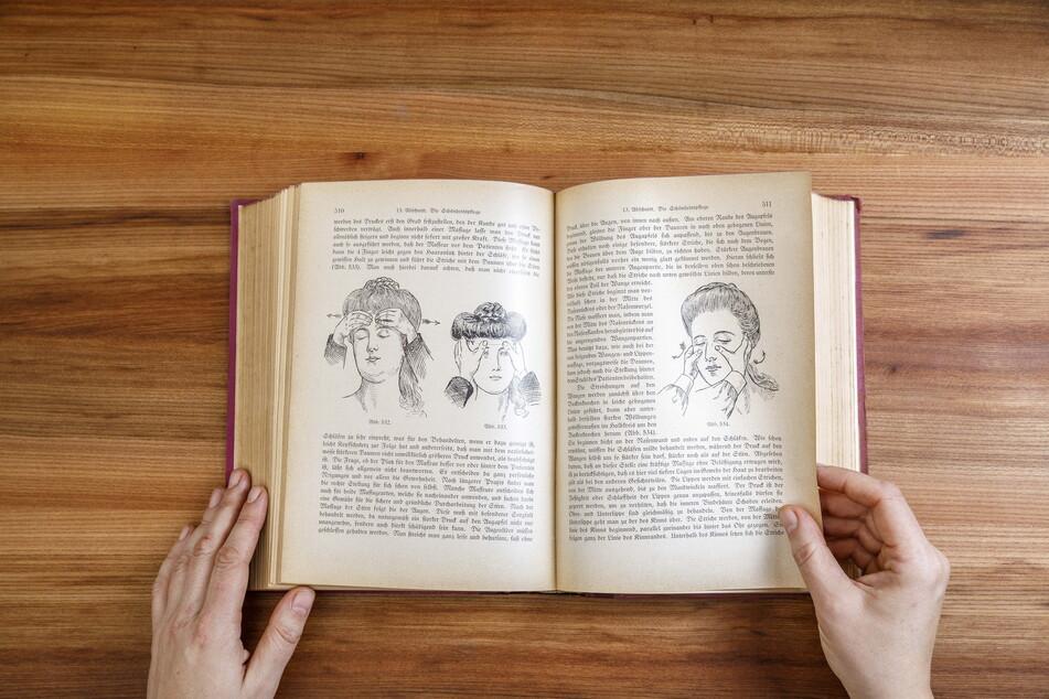"""Nachhaltigkeit gilt heute als Trend, wurde aber schon vor 100 Jahren praktiziert, wie das """"Lehrbuch der Friseure"""" von 1928 beschreibt."""