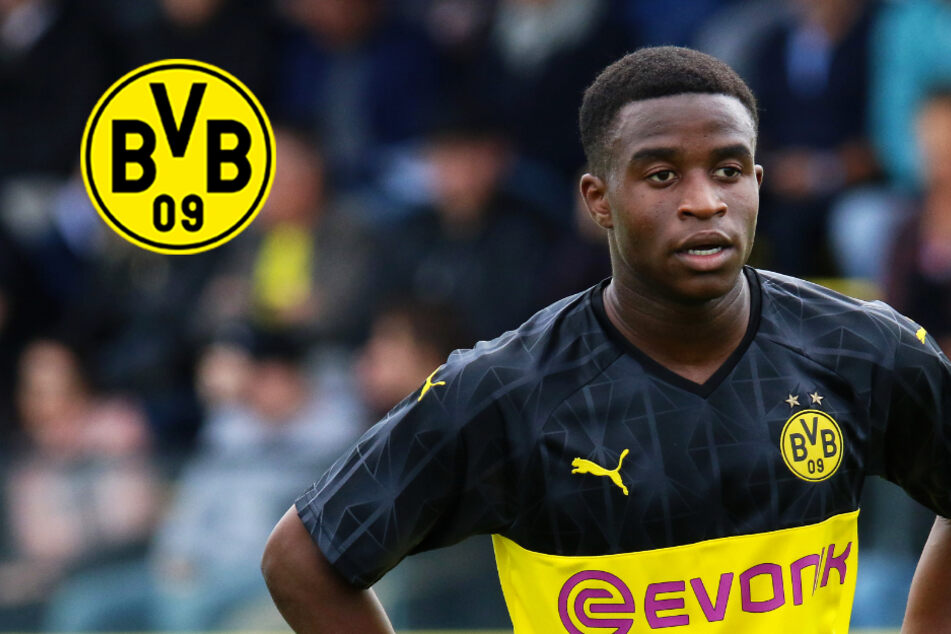 "BVB-Dreierpacker Moukoko gegen Schalke übel beleidigt: ""Ich brech' dir alle Knochen!"""