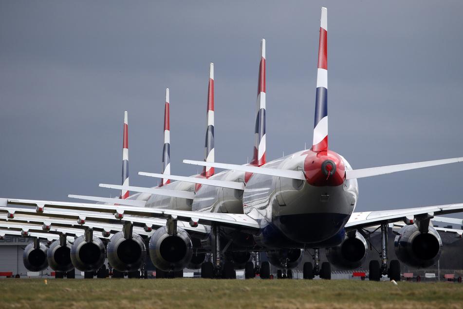 Die Fluggesellschaft British Airways legt ihre komplette Boeing-747-Flotte mit sofortiger Wirkung vorzeitig wegen der Coronavirus-Krise still.