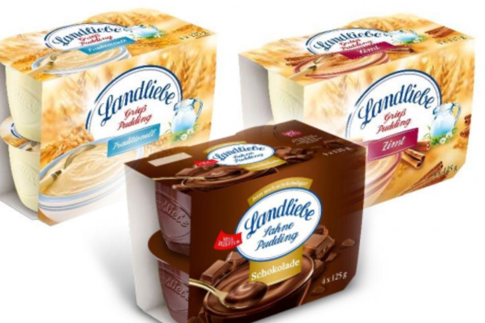 In dem Pudding könnten mikrobiologische Beeinträchtigungen enthalten sein.