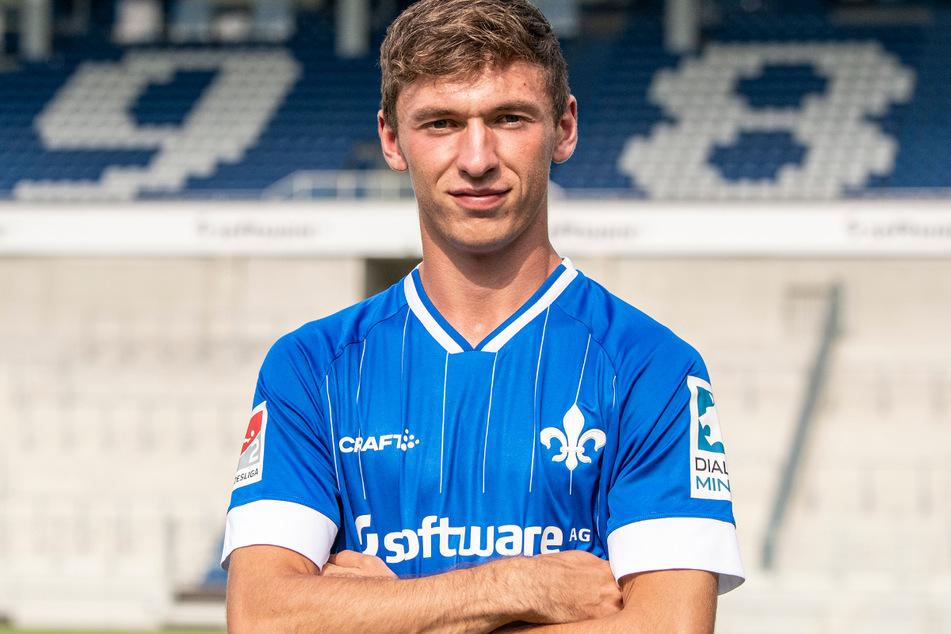 Flügelspieler Benjamin Goller (22) wechselt auf Leihbasis von Werder Bremen zum SV Darmstadt 98.