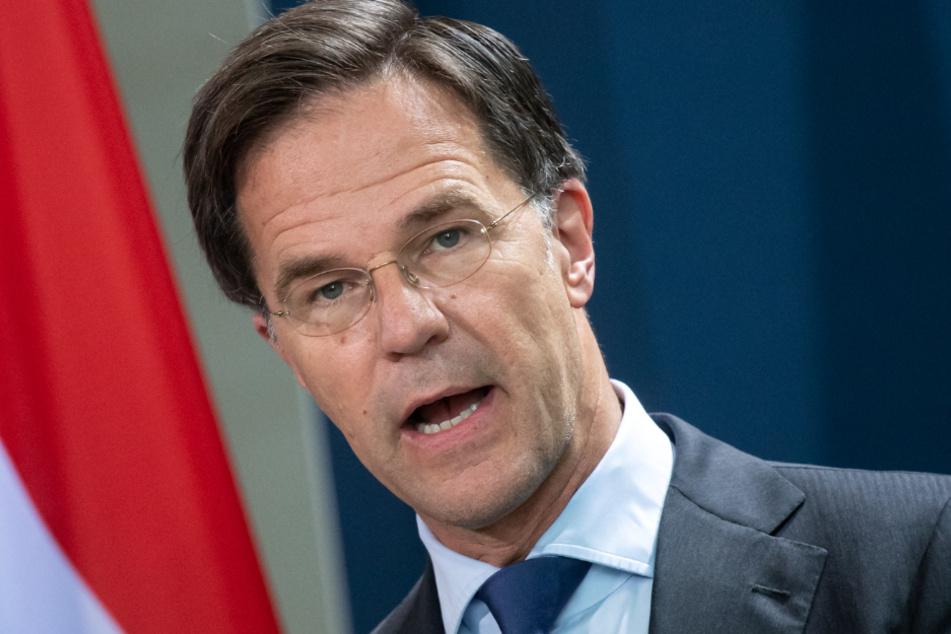 Ministerpräsident Mark Rutte (53).