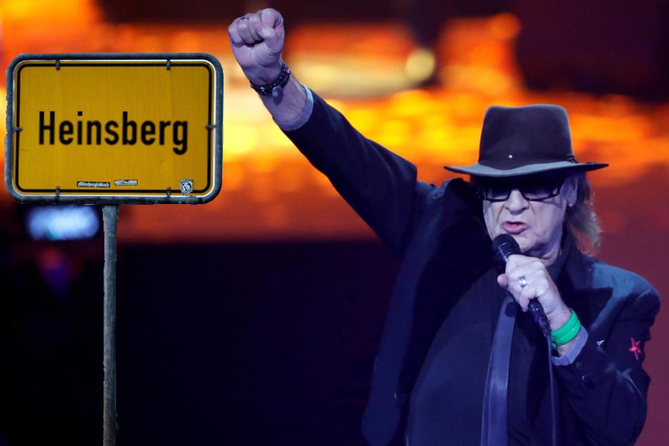 """Hamburg: Panik-Rocker Udo Lindenberg an Kreis Heinsberg: """"Bleibt coole Socken"""""""