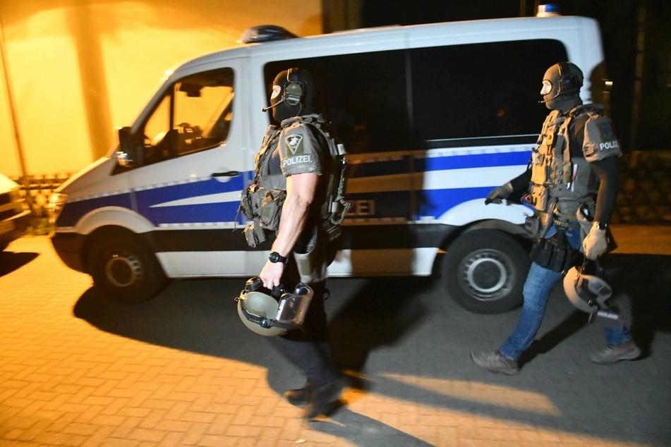 Einsatz in Magdeburg: SEK stürmt Dachgeschosswohnung