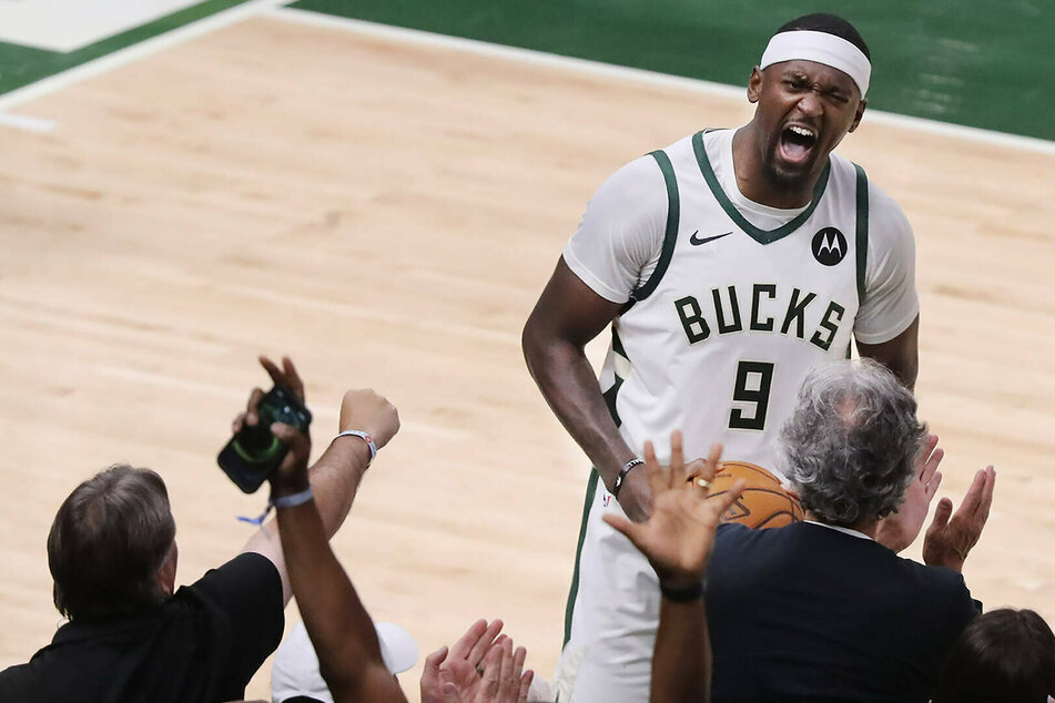NBA Playoffs: The Bucks are one step away from the Finals after holding off the Hawks in Game 5