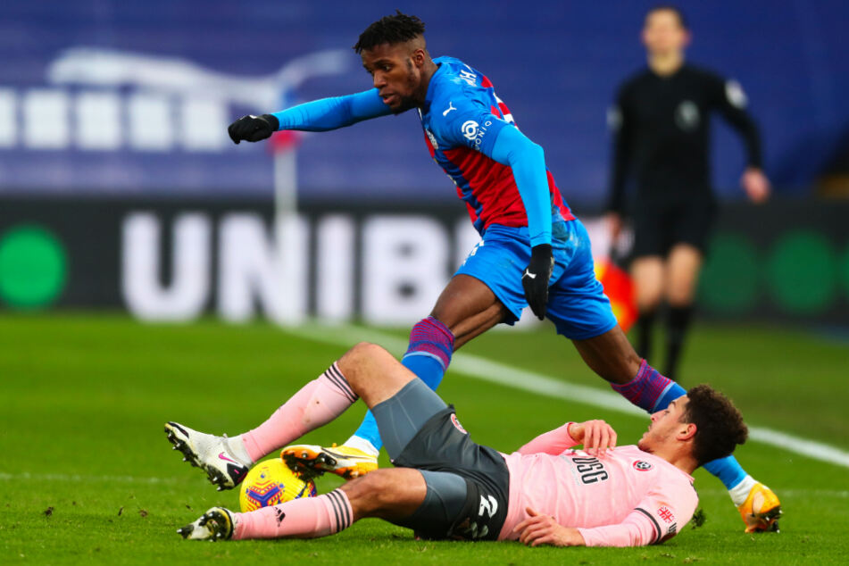 """Die """"Blades"""" am Boden: Sheffield United hat aus den ersten 17 Liga-Saisonspielen lediglich zwei Punkte geholt."""
