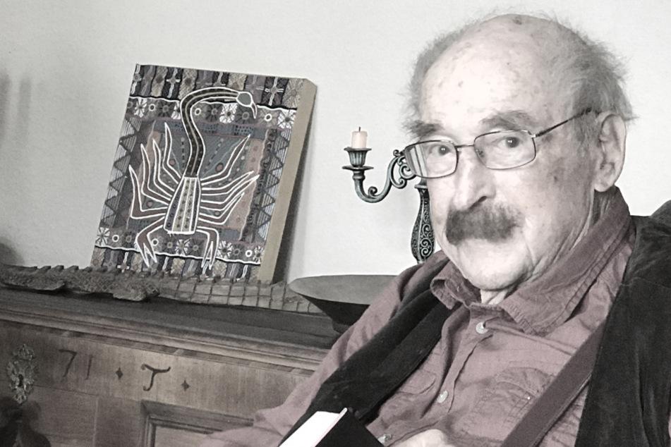 Berlin: Trauer um Schriftsteller Walter Kaufmann (†97): Das Ende eines bewegenden Lebens