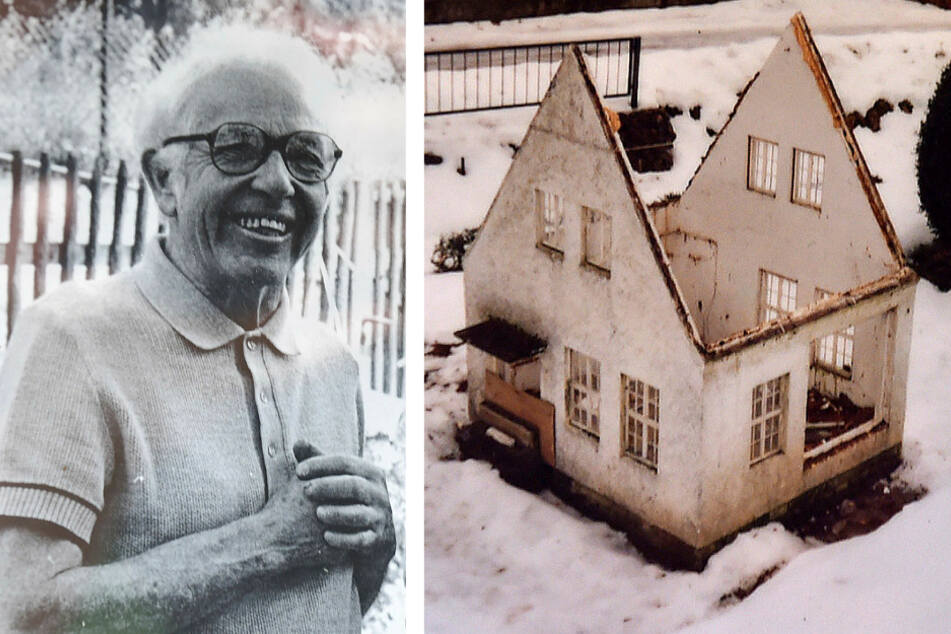 In diesem Zustand übernahm der heutige Betreiber das Areal 2009. Nachdem die Miniaturmühle des verstorbenen Denkmalpflegers Günther Schulze immer mehr verfiel.