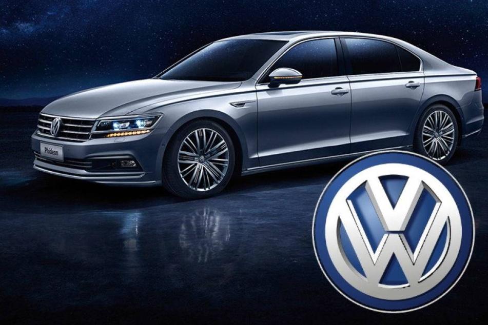 VW baut Phaeton-Nachfolger. Allerdings in China
