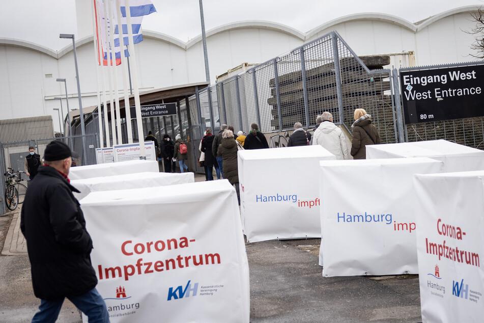 Hamburger Impfzentrum stellt am Karfreitag neuen Rekord auf!