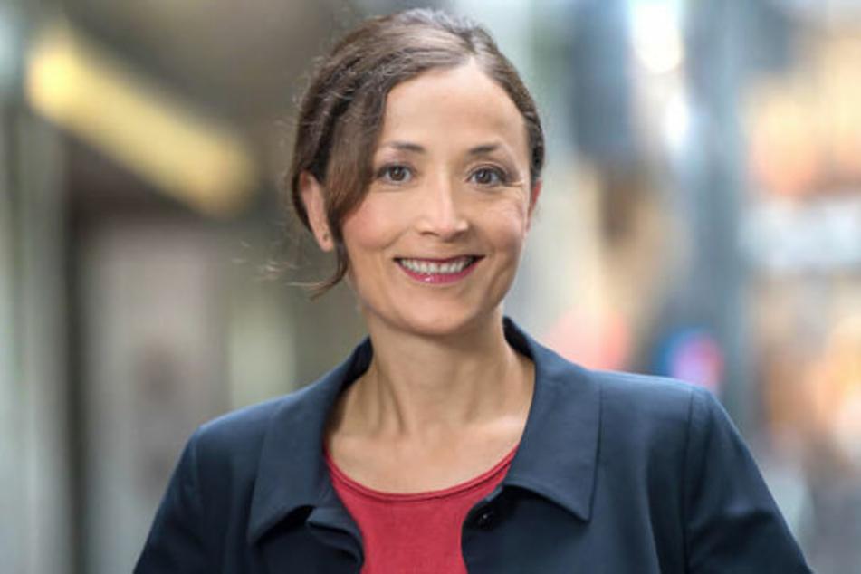 Lehrerin Ayla Çelik (52) aus Köln ist neue Landesvorsitzende der Gewerkschaft Erziehung und Wissenschaft (GEW) in NRW.