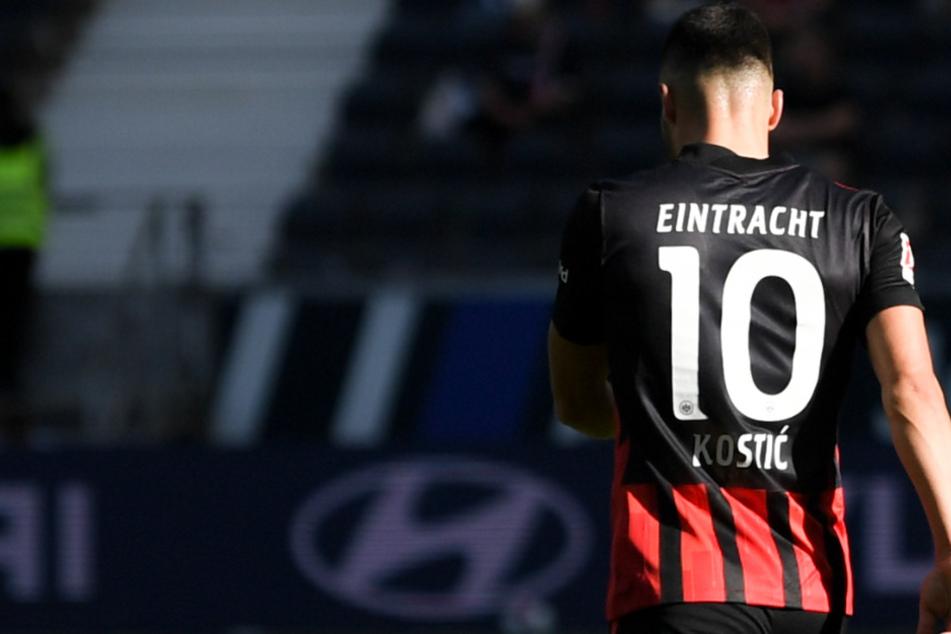 Ist die Zeit bei Eintracht Frankfurt für Filip Kostic (28) diesmal endgültig vorbei?