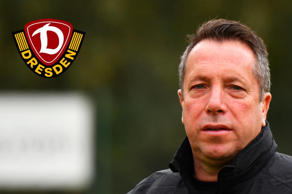 """Dynamo-Coach Kauczinski powert: """"Müssen intakte Einheit werden, uns schnell einspielen!"""""""
