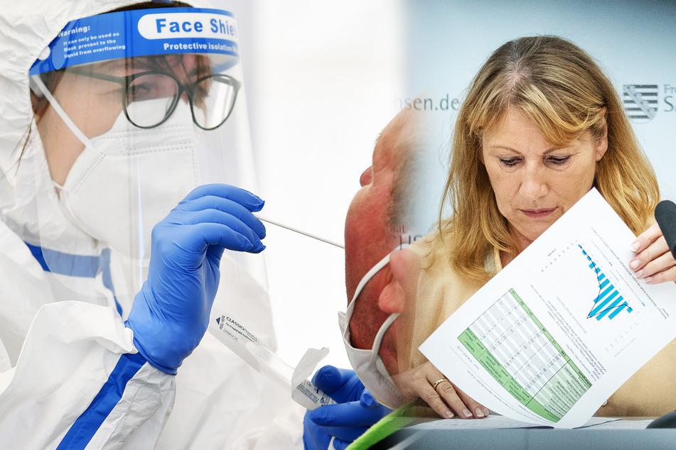 Schon ab 20 Neuinfektionen: Sachsen greift schneller bei Corona-Fällen ein!