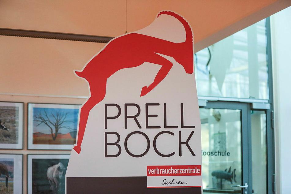 Der Prellbock wird im Zweijahresrhythmus von der Verbraucherzentrale Sachsen verliehen.
