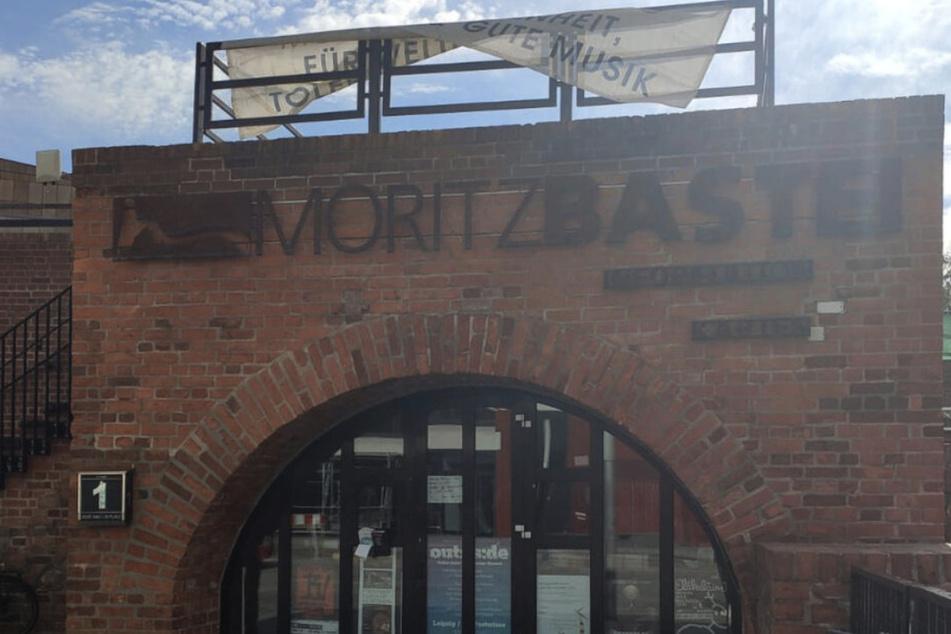 """Auf dem Gelände der Moritzbastei wird es am 30. Juli wieder hoch hergehen: Hier findet das alljährliche """"Leipzig zeigt Courage!""""-Festival statt."""