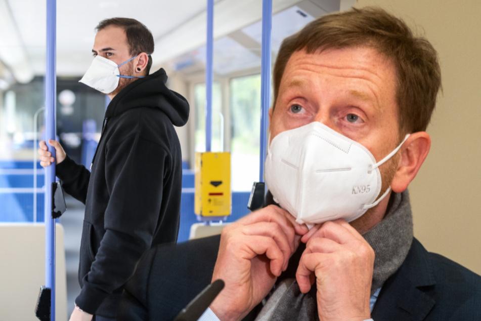 Kommt sie oder nicht? Rätselraten um FFP2-Maskenpflicht in Sachsen