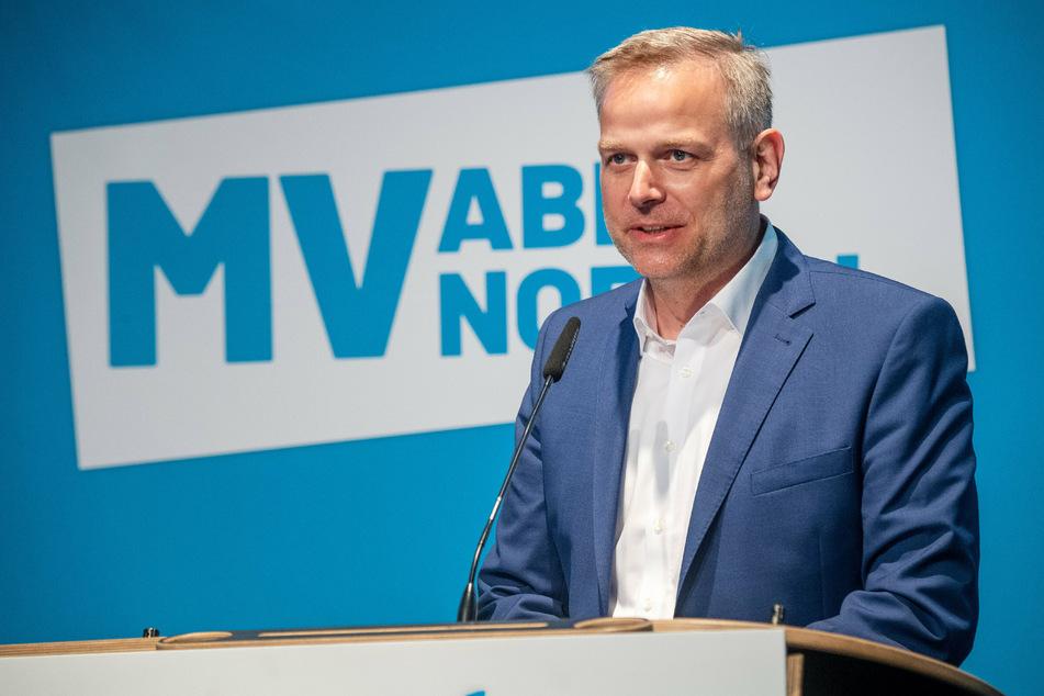 Leif-Erik Holm führt AfD Mecklenburg-Vorpommerns in Bundestagswahl
