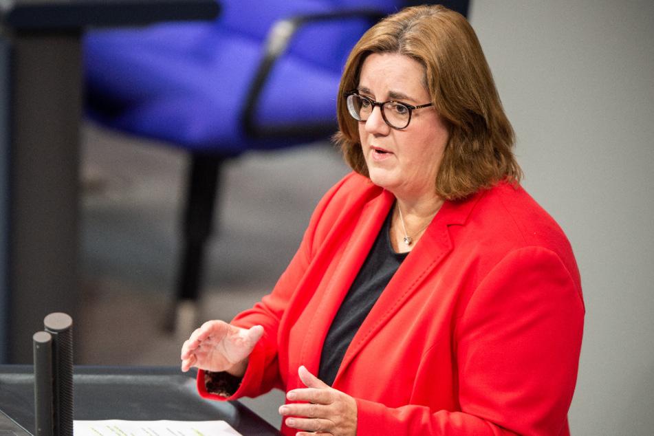 Sozial-Staatssekretärin Kerstin Griese (SPD).