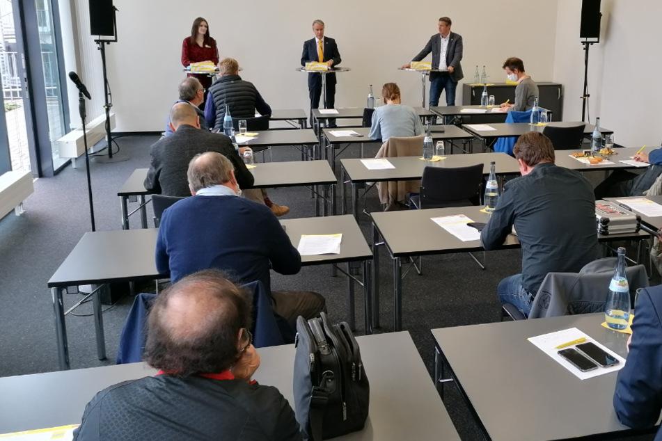 Die CMT wurde auf einer Pressekonferenz in Stuttgart am Mittwoch abgesagt.