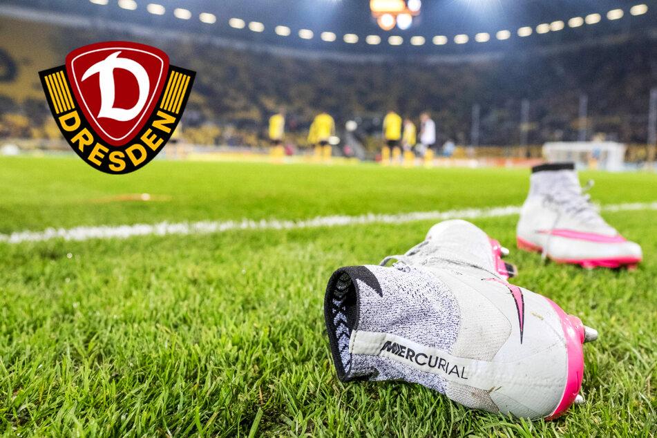 Dynamo gegen Ingolstadt auf tiefem und seifigem Rasen: Richtige Schuhe gefragt!
