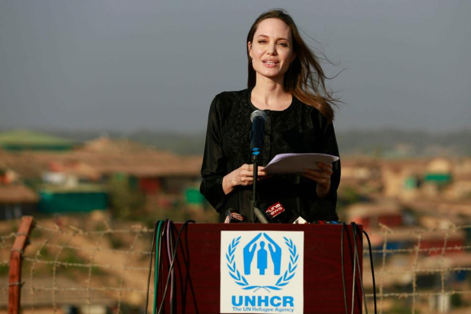 Missbrauch an Weihnachten: Angelina Jolie warnt Frauen und gibt ihnen Tipps