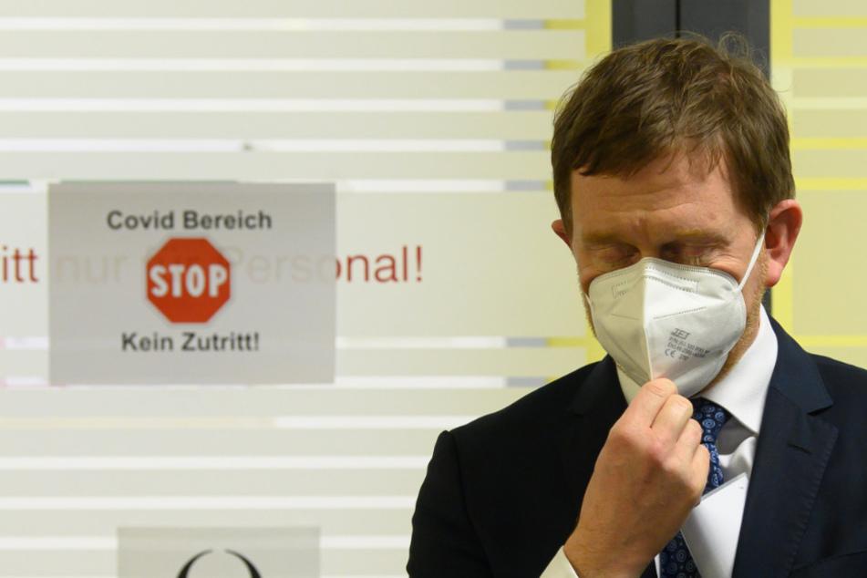Sachsen will neue Corona-Eckpunkte vorstellen: Das wird heute erwartet